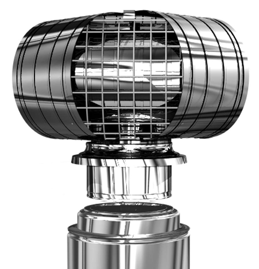 high wind flue cap cr4 thread stove pipe drips in heavy storms
